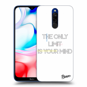 Obal pro Xiaomi Redmi 8 - The only limit is your mind