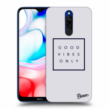 Obal pro Xiaomi Redmi 8 - Good vibes only