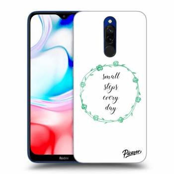 Obal pro Xiaomi Redmi 8 - Small steps every day