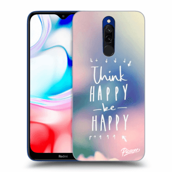 Obal pro Xiaomi Redmi 8 - Think happy be happy