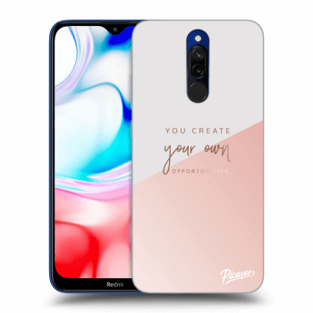 Obal pro Xiaomi Redmi 8 - You create your own opportunities