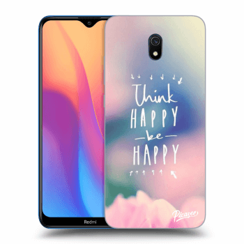 Obal pro Xiaomi Redmi 8A - Think happy be happy