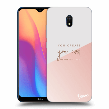 Obal pro Xiaomi Redmi 8A - You create your own opportunities