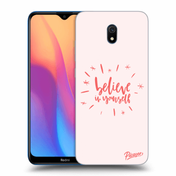 Obal pro Xiaomi Redmi 8A - Believe in yourself