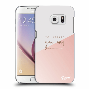 Obal pro Samsung Galaxy S7 G930F - You create your own opportunities
