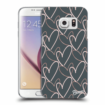 Obal pro Samsung Galaxy S7 G930F - Lots of love