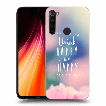 Obal pro Xiaomi Redmi Note 8T - Think happy be happy