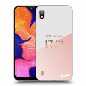Obal pro Samsung Galaxy A10 A105F - You create your own opportunities
