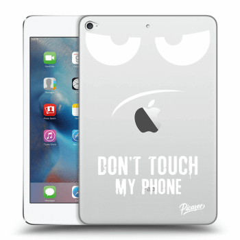 Obal pro Apple iPad mini 4 - Don't Touch My Phone