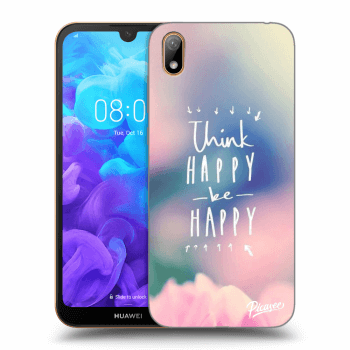 Obal pro Huawei Y5 2019 - Think happy be happy