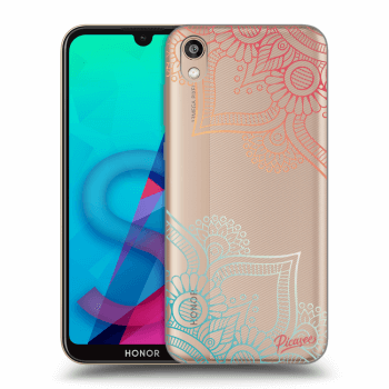 Obal pro Honor 8S - Flowers pattern