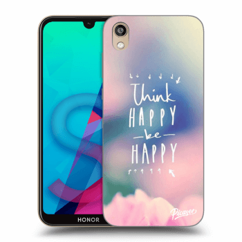 Obal pro Honor 8S - Think happy be happy