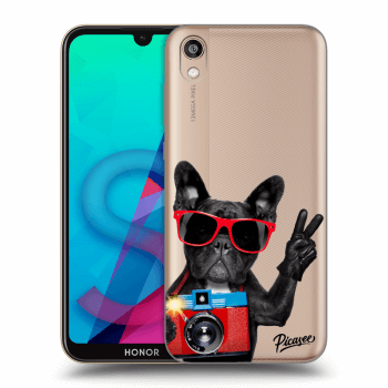 Obal pro Honor 8S - French Bulldog