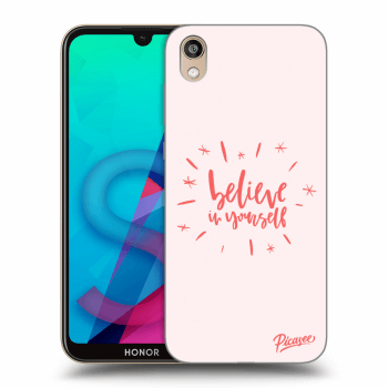 Obal pro Honor 8S - Believe in yourself