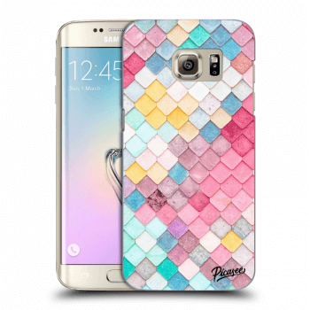 Obal pro Samsung Galaxy S7 Edge G935F - Colorful roof