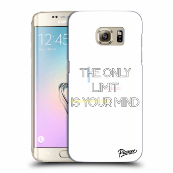 Obal pro Samsung Galaxy S7 Edge G935F - The only limit is your mind