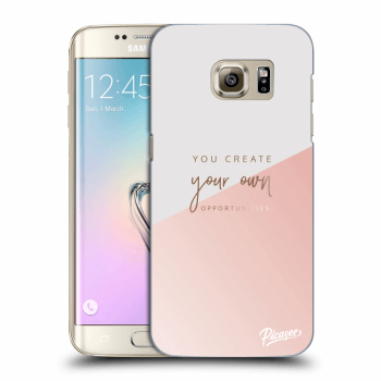 Obal pro Samsung Galaxy S7 Edge G935F - You create your own opportunities