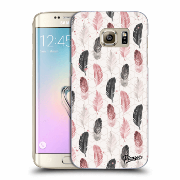 Obal pro Samsung Galaxy S7 Edge G935F - Feather 2