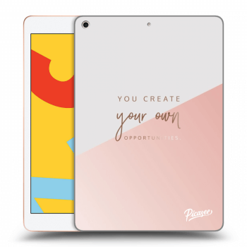 Obal pro Apple iPad 2019 (7. gen) - You create your own opportunities