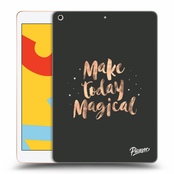 Obal pro Apple iPad 2019 (7. gen) - Make today Magical