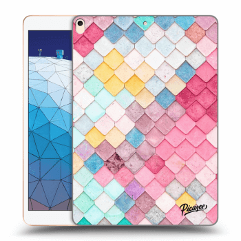 Obal pro Apple iPad Air 2019 - Colorful roof