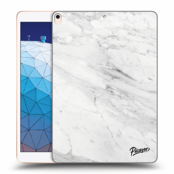 Obal pro Apple iPad Air 2019 - White marble