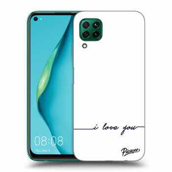 Obal pro Huawei P40 Lite - I love you