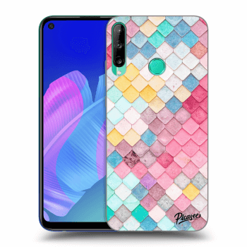 Obal pro Huawei P40 Lite E - Colorful roof