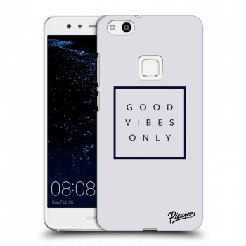 Obal pro Huawei P10 Lite - Good vibes only