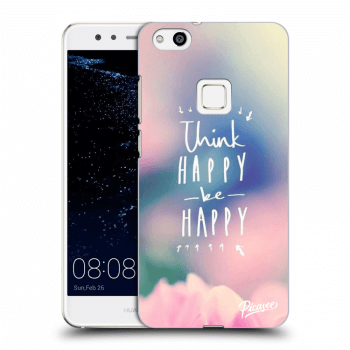 Obal pro Huawei P10 Lite - Think happy be happy