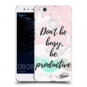 Obal pro Huawei P10 Lite - Don't be busy, be productive