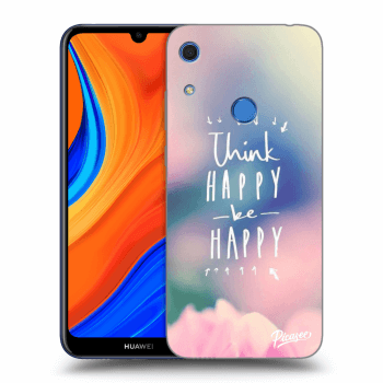 Obal pro Huawei Y6S - Think happy be happy