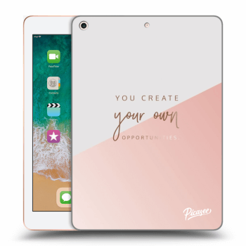 Obal pro Apple iPad 2018 (6. gen) - You create your own opportunities