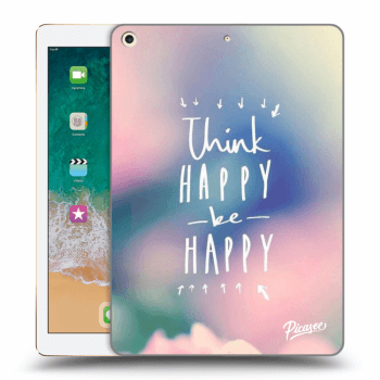 Obal pro Apple iPad 2017 (5. gen) - Think happy be happy