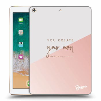 Obal pro Apple iPad 2017 (5. gen) - You create your own opportunities