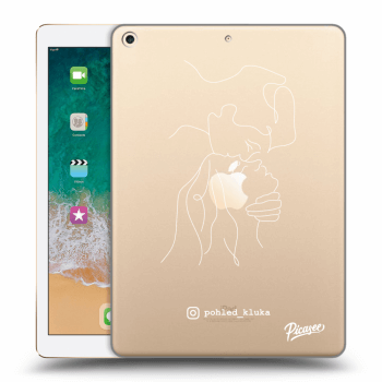 Obal pro Apple iPad 2017 (5. gen) - Forehead kiss White