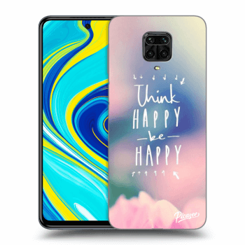 Obal pro Xiaomi Redmi Note 9 Pro - Think happy be happy