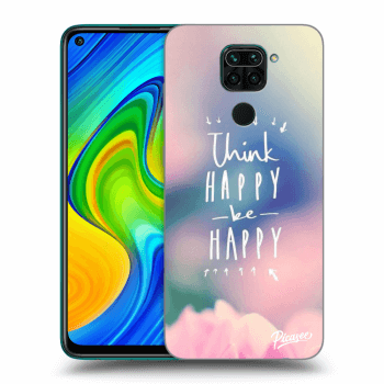 Obal pro Xiaomi Redmi Note 9 - Think happy be happy
