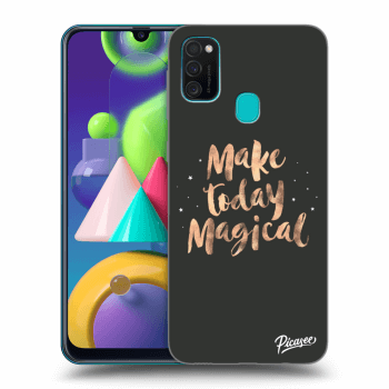 Obal pro Samsung Galaxy M21 M215F - Make today Magical