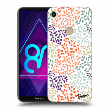 Obal pro Honor 8A - Leaves 2