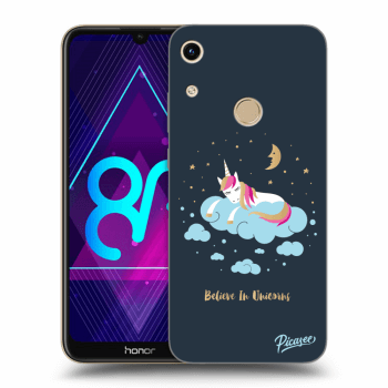 Obal pro Honor 8A - Believe In Unicorns
