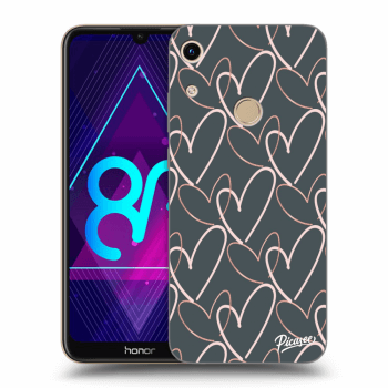 Obal pro Honor 8A - Lots of love