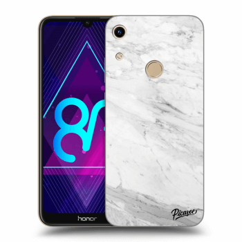 Obal pro Honor 8A - White marble