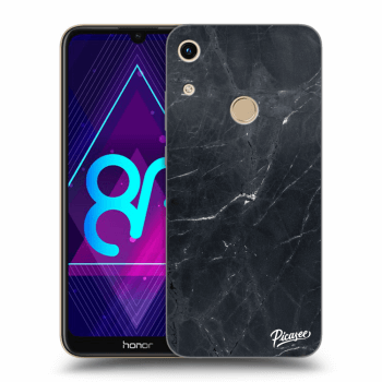 Obal pro Honor 8A - Black marble