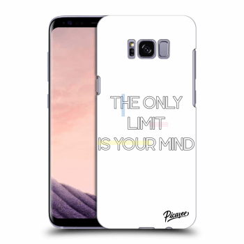 Obal pro Samsung Galaxy S8 G950F - The only limit is your mind