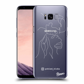 Obal pro Samsung Galaxy S8 G950F - Forehead kiss White