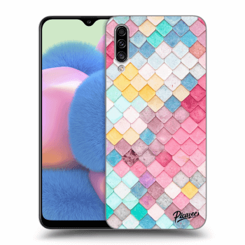 Obal pro Samsung Galaxy A30s A307F - Colorful roof