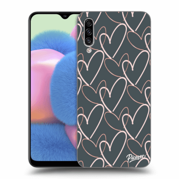 Obal pro Samsung Galaxy A30s A307F - Lots of love