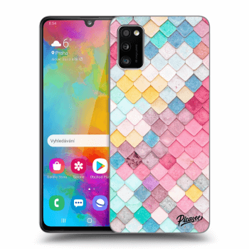 Obal pro Samsung Galaxy A41 A415F - Colorful roof