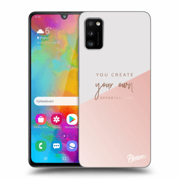 Obal pro Samsung Galaxy A41 A415F - You create your own opportunities